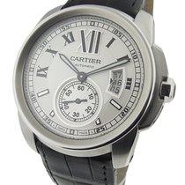 Cartier Calibre De Cartier in Steel