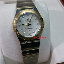 Omega Constellation diamond dial 12320276055004