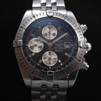 Breitling Crosswind Steel Chronograph A13356