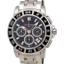 Carl F. Bucherer Carl F.  Patravi TravelGraph Chrono Men's...