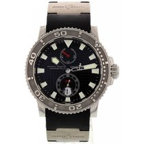 Ulysse Nardin Men's  Marine Stainless Steel Watch 263-33
