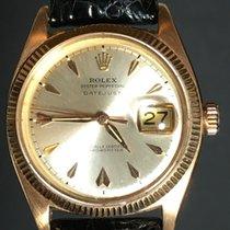 Rolex Datejust 6605 Pink Gold