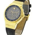 IWC Porsche Design Chronograph Moon Phase in Yellow Gold