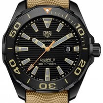 TAG Heuer Men's WAY208C.FC6383 Aquaracer Watch