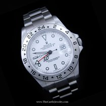 Rolex Explorer II with White Dial & 24 Hour Bezel