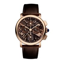 Cartier Rotonde Manual Mens Watch Ref W1556225