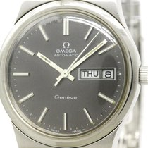 Omega Vintage Omega Geneve Day Date Cal 1022 Automatic Mens...