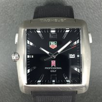 TAG Heuer Golf watch by Tiger Woods ref: WAE1110-0 limited...