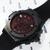 "Hublot Big Bang Carbon ""Red"" - 301.QX.1734.RX"
