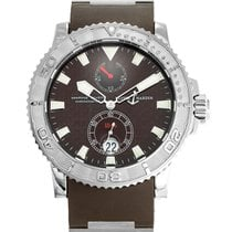 Ulysse Nardin Watch Marine 263-33-3/95