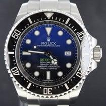 Rolex Sea-Dweller Steel Deepsea D-Blue 'James Cameron'...