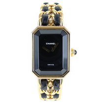 Chanel Premiere Gold plated S size