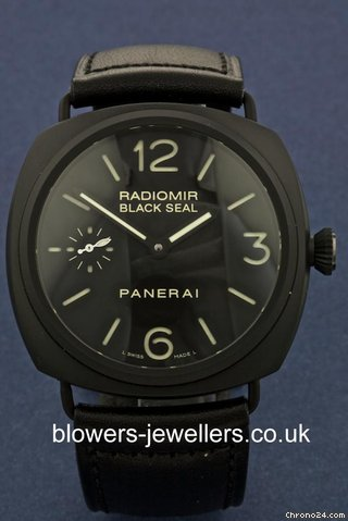 Panerai Black Seal ceramic PAM 00292