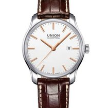 Union Glashütte Herrenuhr Viro Datum, D001.407.16.031.01