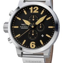 Haemmer HC-20 Santafe Herrenuhr 50mm Chronograph