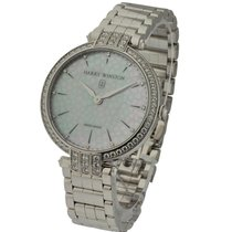 Harry Winston Premier Ladies 36 mm with Diamond Bezel