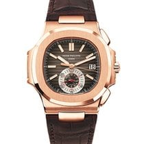Patek Philippe [RARE][NEW][SPECIAL] Nautilus 5980R Rose Gold...