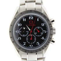 Omega Speedmaster Broad Arrow Chronograph Stainless Steel