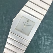 Rolex White Gold King Midas Asymmetrical Watch Ref. 9630