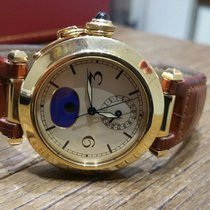 Cartier Pasha Moonphase Yellow Gold
