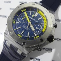 Audemars Piguet Royal Oak Offshore Diver Chronograph Navy Blue...