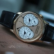 F.P.Journe F.P. JOURNE CHRONOMETRE A RESONANCE 18K ROSE GOLD