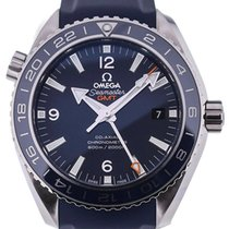 Omega Seamaster Planet Ocean 44 Automatic GMT