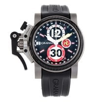 Graham Chronofighter Oversize Date Isle Of Man Limited Edition...