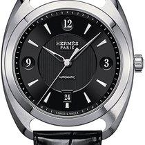 Hermès Dressage Automatic Quantieme GM 037803WW00