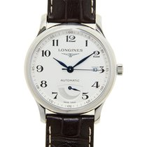 Longines Master Stainless Steel Silver Automatic L2.708.4.78.3