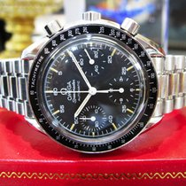 Omega Speedmaster Automatic Chronograph Stainless Steel Watch
