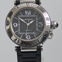 Cartier Pasha Seatimer Automatic 40mm in Edelstahl - Ref. 2790