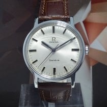 Omega Geneve 17 Jewels Manual Wind Wristwatch