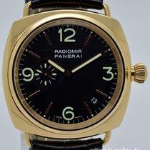 Panerai Radiomir, Ref. PAM00103, Nr. E253/500, 18k Rotgold