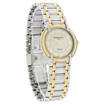 Raymond Weil Othello Ladies Two Tone Swiss Watch 2320-STG-00808