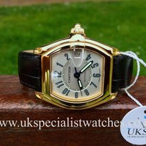 Cartier Roadster Gents -18ct Yellow Gold – 2524