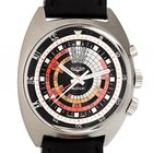Vulcain Nautical Seventies Handaufzug Wecker Limitiert 42mm