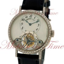 Breguet Tourbillon Manual Wind Ladies, Mother of Pearl Dial,...