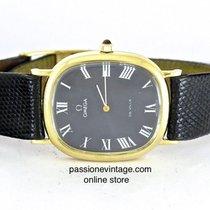 Omega DE VILLE CLASSIC 1970 ELLIPSE GOLD