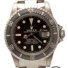 Rolex Vintage Submariner Automatic SS Black 40mm Original Watch