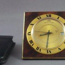 Jaeger-LeCoultre Memovox Travel Alarm clock portable w/Date