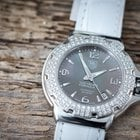 TAG Heuer Formula 1 steel/diamonds/mother of pearl