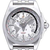 Breitling Galactic Unitime SleekT 44 Ref. WB3510U0.A777.375A
