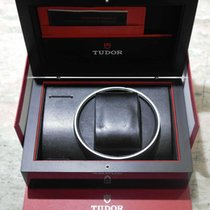 Tudor vintage  watch box booklet papers complete for chrono model