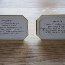 """Patek Philippe Vintage Uhrenaufsteller """"4910/41G"""" /..."""