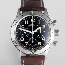"Breguet Aeronavale Chronograph ""Full Set"""