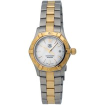 TAG Heuer Two-Tone Ladies Watch – WAF1424.BB0825