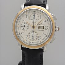 Maurice Lacroix Masterpiece Croneo Chronograph -Stahl-Gold...