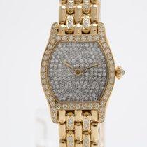 Cartier Paris Tortue Diamond Watch
