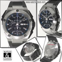 IWC Ingenieur Double Chronograph 45 Mm